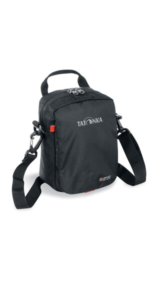 Tatonka Check In RFID B - Sac bandoulière - noir